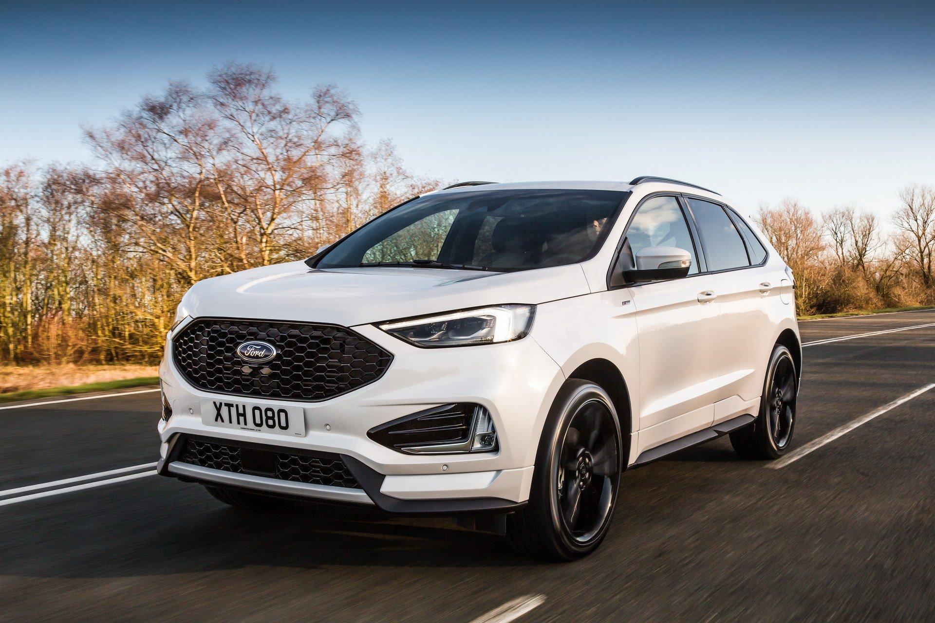 Ford Edge MY 2019: al Salone di Ginevra l'anteprima europea