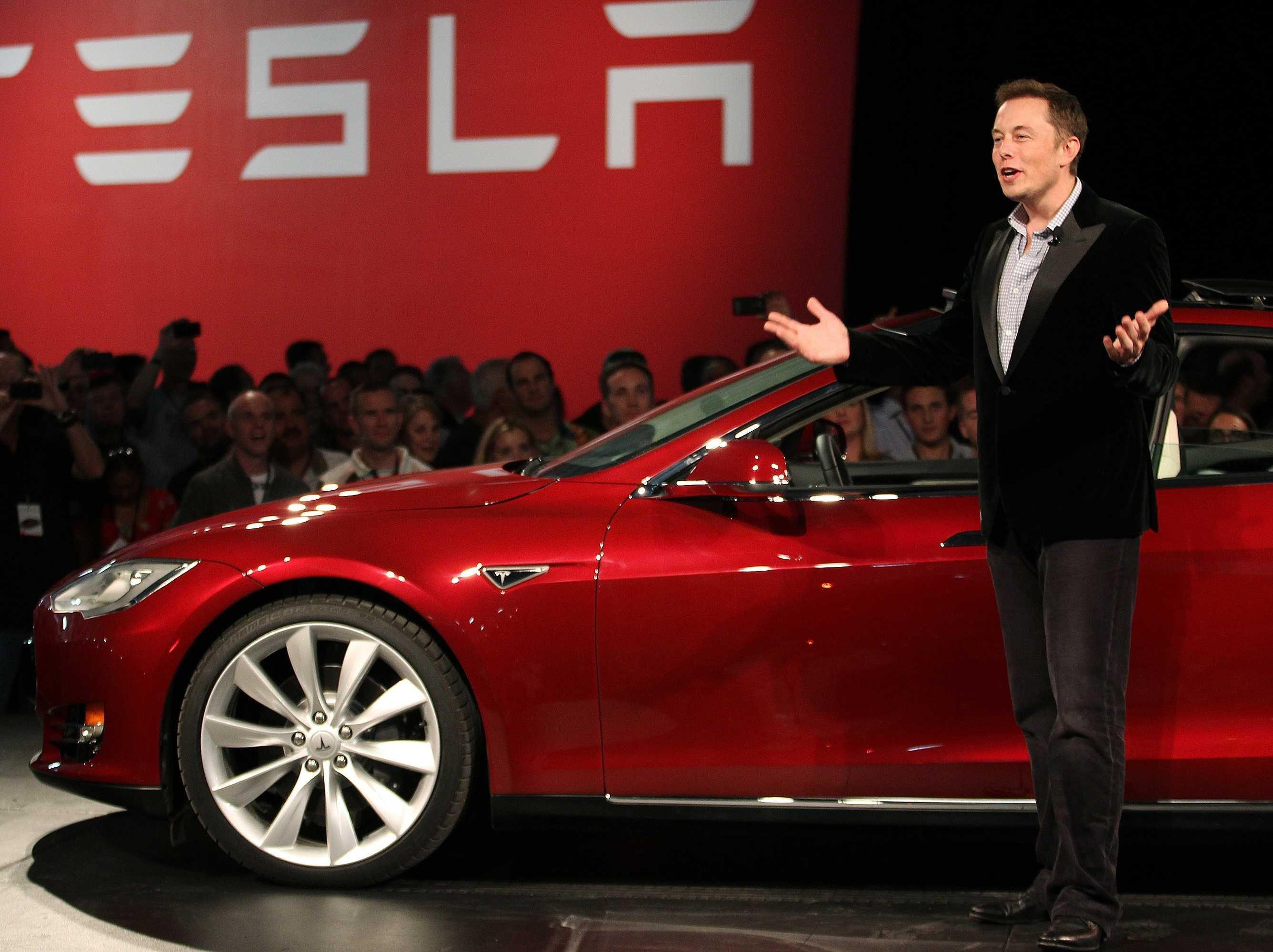 Elon Musk terzo uomo più ricco del Mondo con Tesla da S&P 500