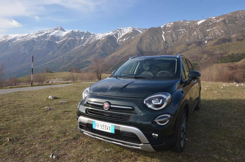 La nuova Fiat 500XL al posto della X e della L?
