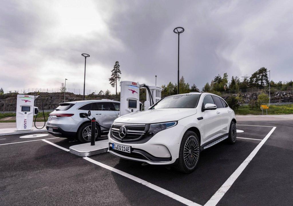Mercedes-Benz solo materie prime Green per le Batterie delle Auto Elettriche