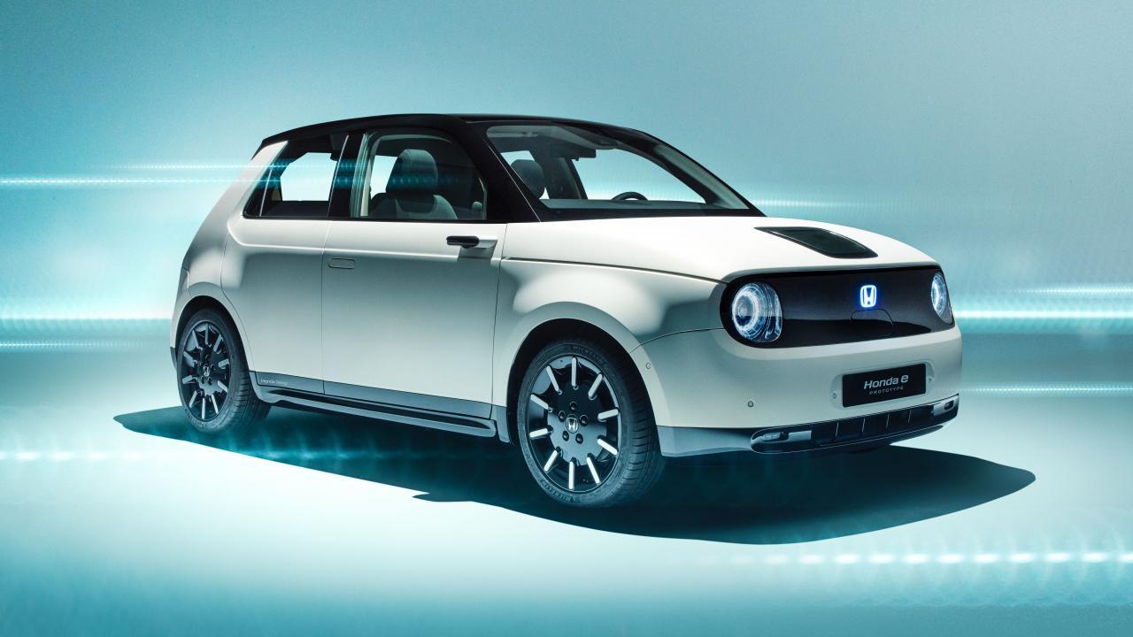 Auto elettriche e Test dell'alce, come va la Honda e