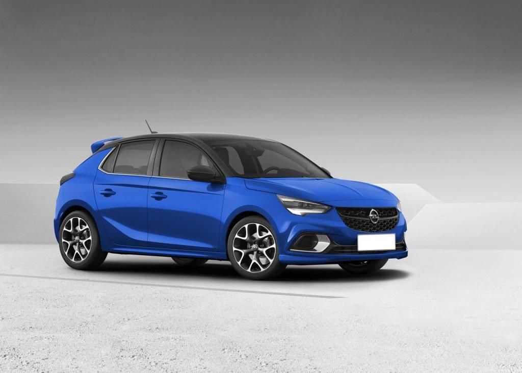 Nuova Opel Corsa Opc 2021 Il Design Definitivo Autoprove It