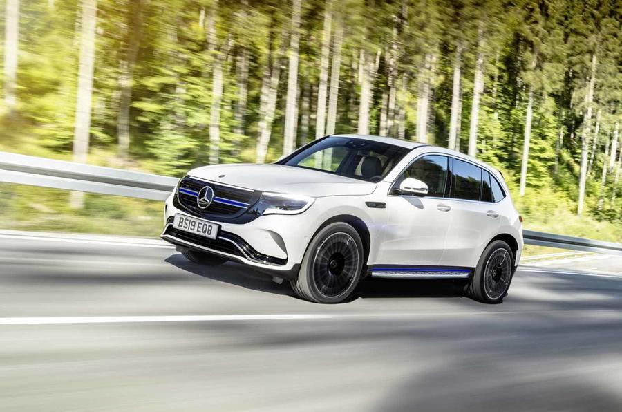 Nuova Mercedes-Benz EQB 2021, il Video del SUV elettrico