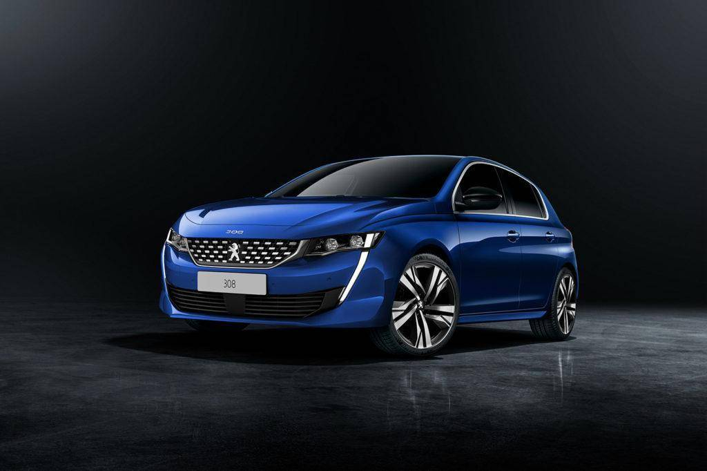 peugeot-308 2020-rendered-with-508-face-rumors-talk-about-hybrid-gti-