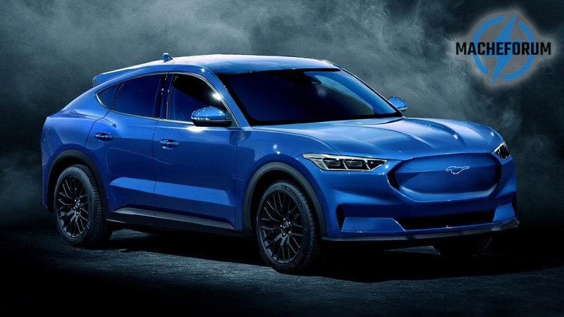 2020 Ford Mustang Suv