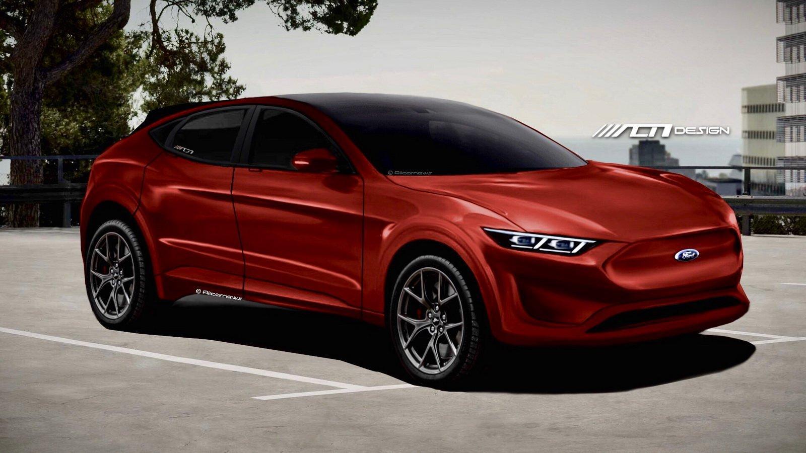 nuova ford mustang suv 2020 punta sull'elettrico