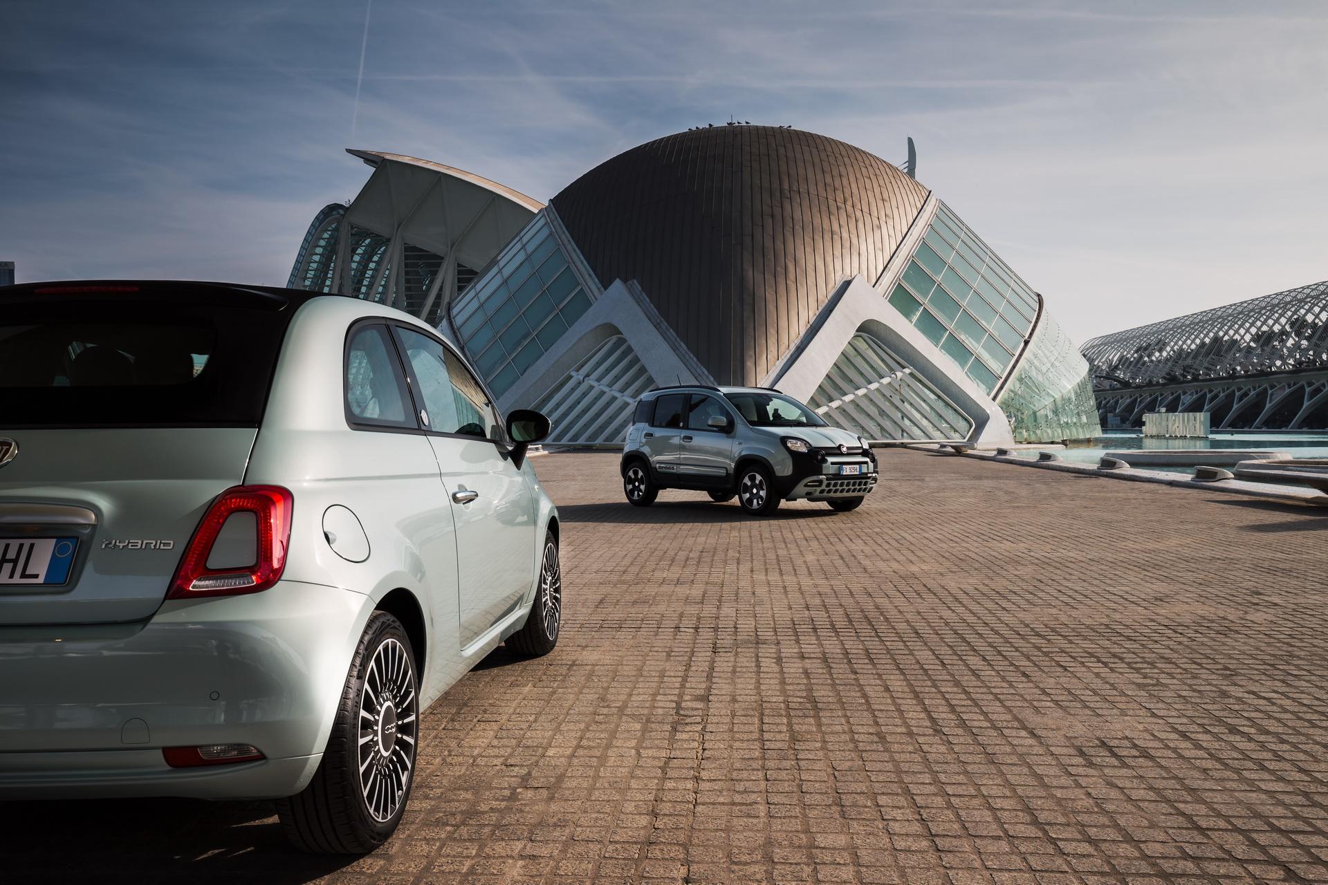 Fiat Ibride, taglio emissioni del 20% e CO2 del 30%