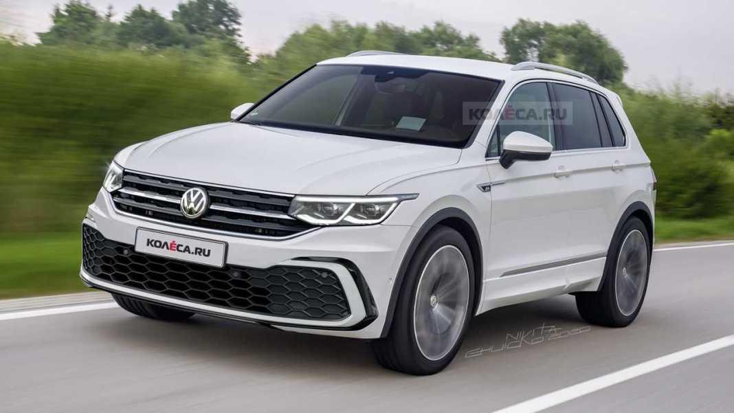 Nuova Volkswagen Tiguan 2020, Rendering, uscita e prezzo