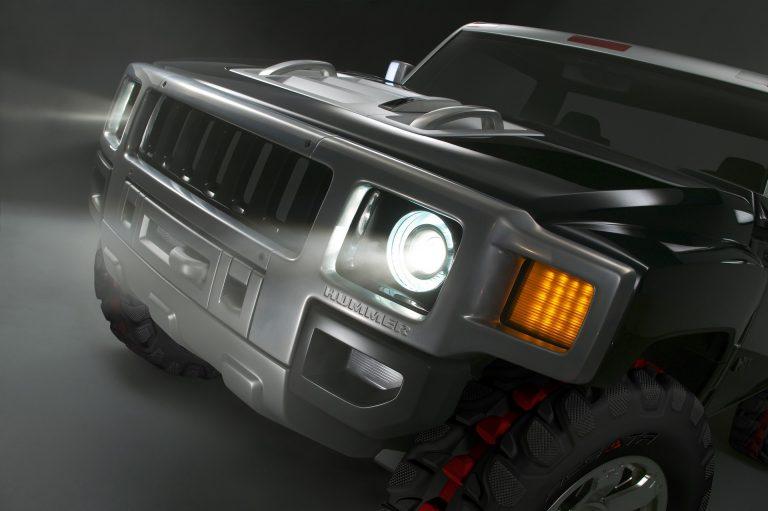 Hummer la produzione riparte nel 2021 con un SUV elettrico