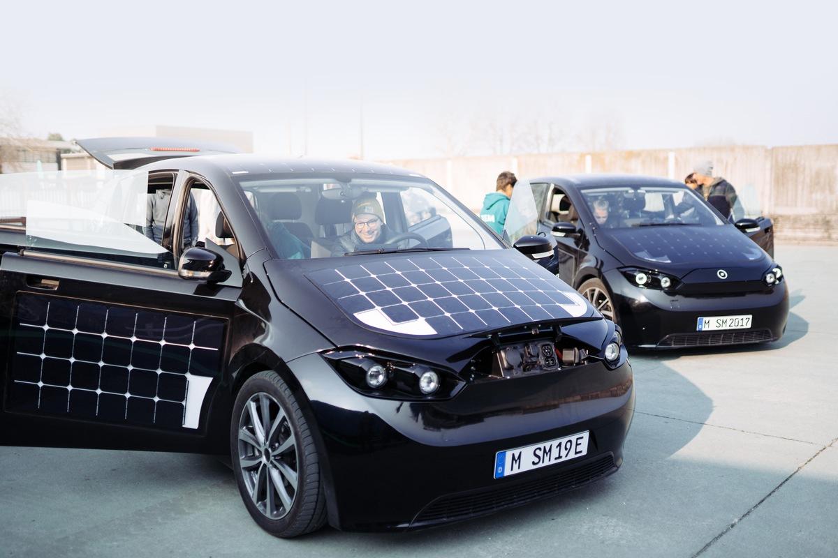 Sono Motors, l'auto elettrica Made in Germany si farà