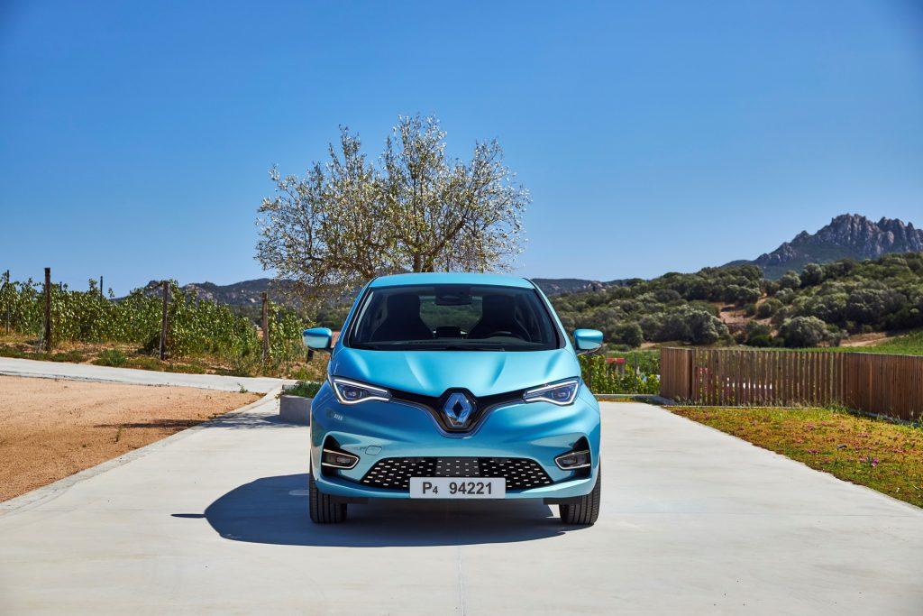 Renault, record di vendute per le Auto Elettriche