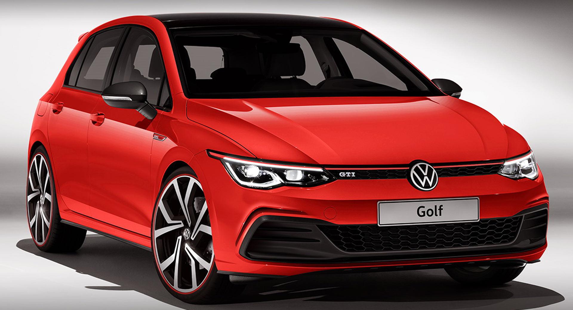 Nuova Volkswagen Golf 8 GTI 2020, prima uscita al Salone di Ginevra?
