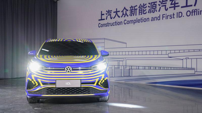 Volkswagen investe nelle Auto elettriche in Cina