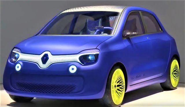 Nuova Renault Twingo elettrica con il motore della Smart ForFour