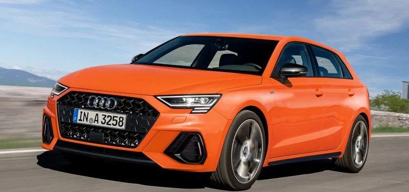 Nuova Audi A3 e le altre novità del 2020