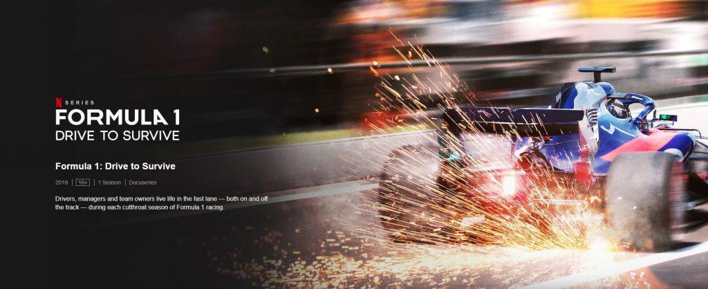 Drive to Survive, torna su Netflix la serie sulla Formula 1