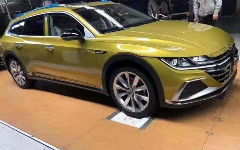 Nuova Volkswagen Arteon 2020, in Cina è Station Wagon