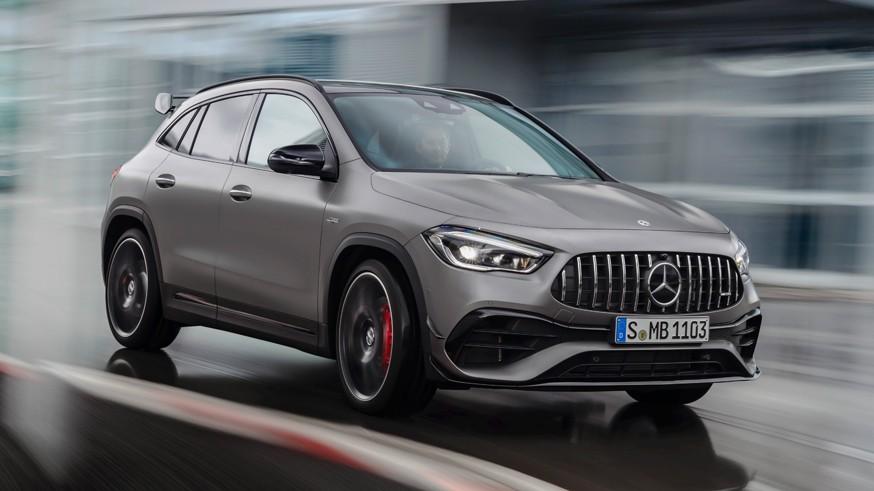 Nuova Mercedes-Benz GLA Amg 2020, il SUV sportivo in Anteprima