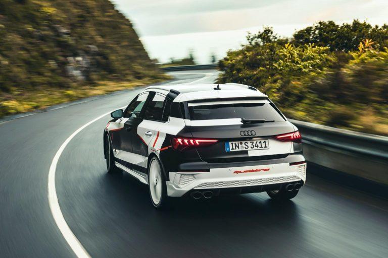 Nuova Audi A3 2020, i dettagli sulla trazione integrale Quattro a Ginevra 2020