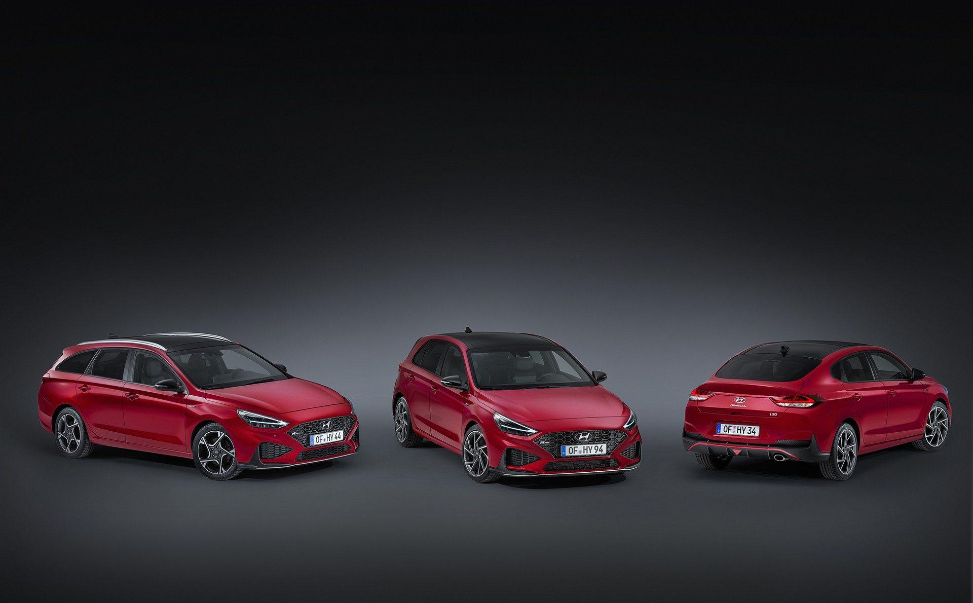 Nuova Hyundai i30 2020 anche ibrida, dati tecnici sul Restyling