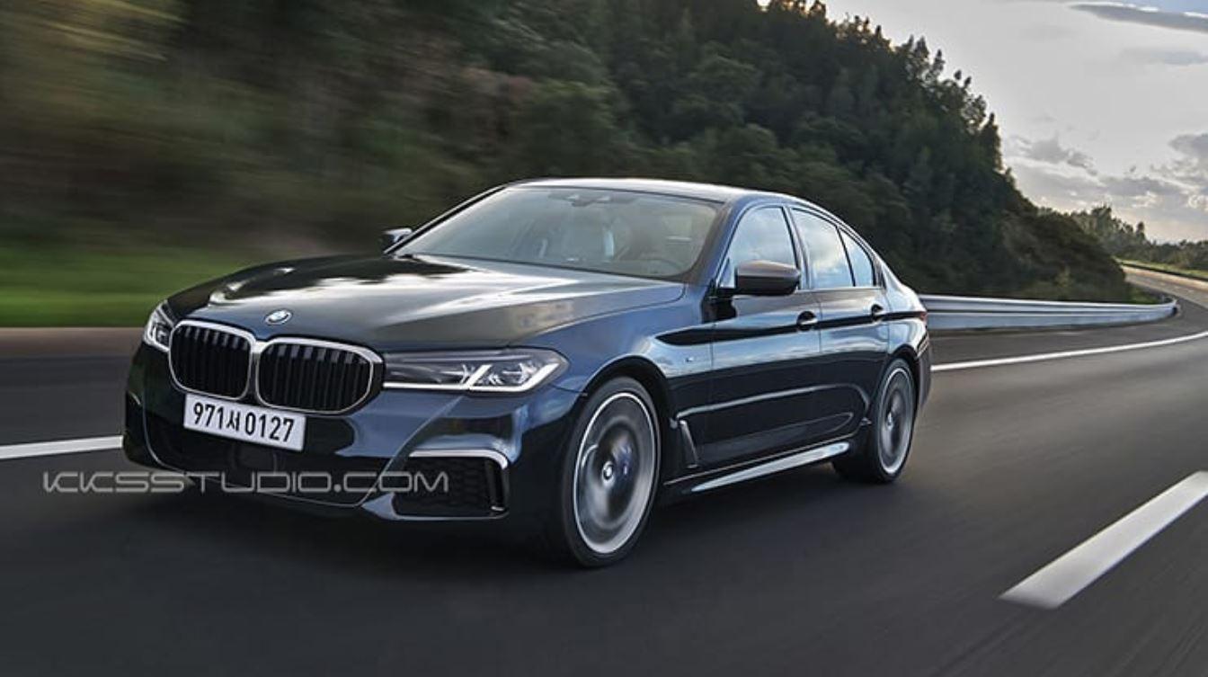 Nuova BMW Serie 5 2020, i motori ibridi del restyling in Anteprima