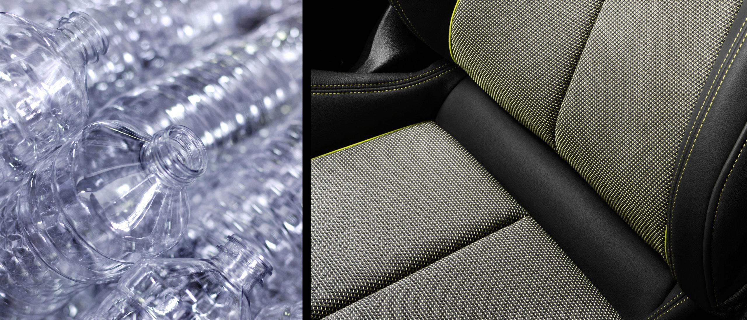 Nuova Audi A3 2020, gli interni in plastica riciclata