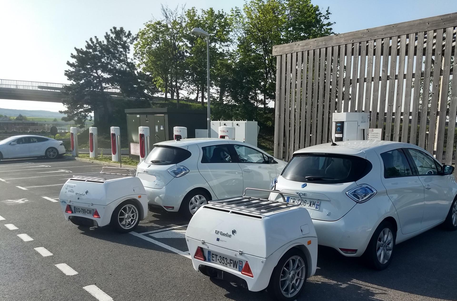 Ansia da autonomia, arriva il rimorchio per le Auto Elettriche