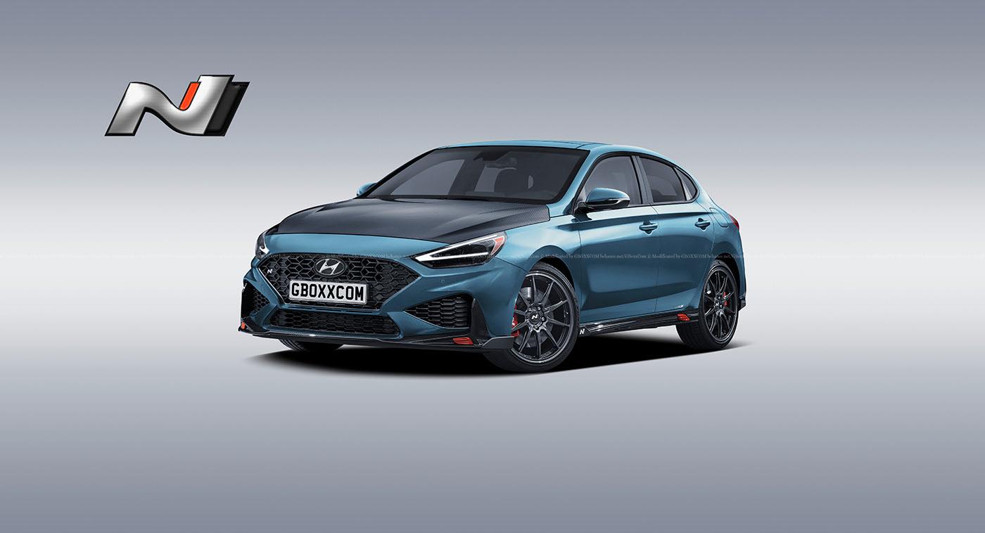 Nuova Hyundai i30 N 2020, info e Rendering in anteprima