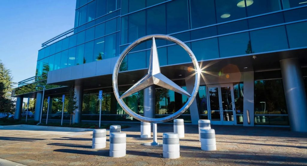 Il diesel Mercedes-Benz in Crisi, rischio maxi multe per la CO2