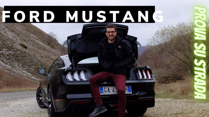Ford Mustang Fastback 2.3 Ecoboost 290 CV [VIDEO PROVA SU STRADA]