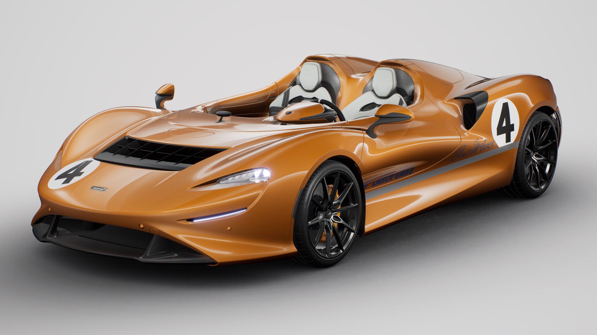 IL MOTORE DELLA MCLAREN ELVA Il motore della McLaren Elva è una versione da 804 CV del V8 biturbo da 4,0 litri V8 twin-turbo usato dalla 720S e dalla Senna. Sulla Elva questa powertrain produce più potenza e ha molto meno peso da spostare. La McLaren Elva scatta da 0 a 100 km/h in meno di 3 secondi e arriva a 200 km/h in 6,7 secondi.