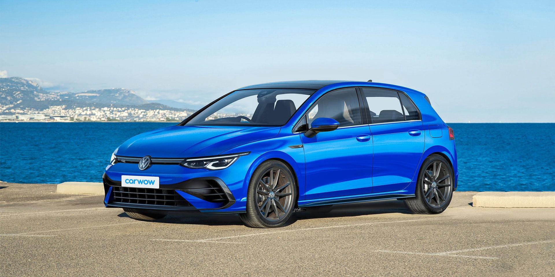 Nuova Volkswagen Golf 8 R 2021, ecco la data di Uscita!