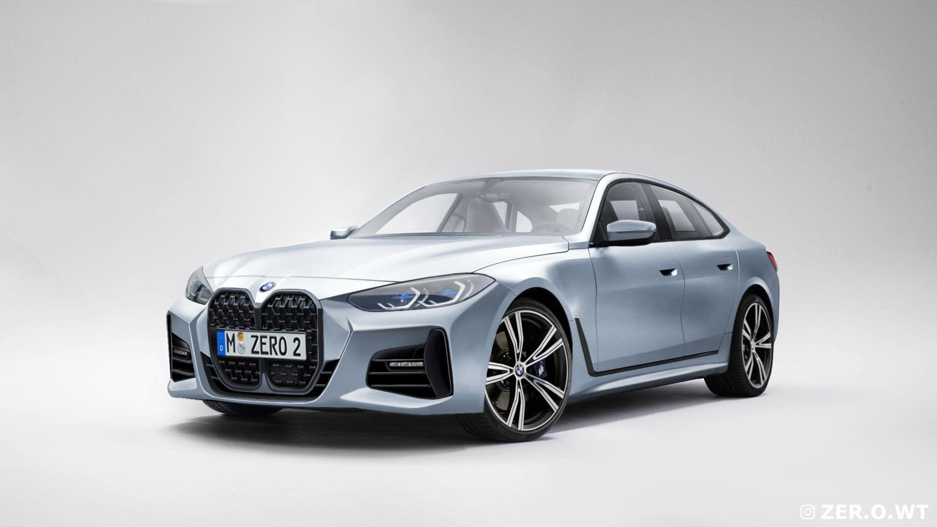 BMW-SERIE 4-Gran-Coupe-2020 rendering