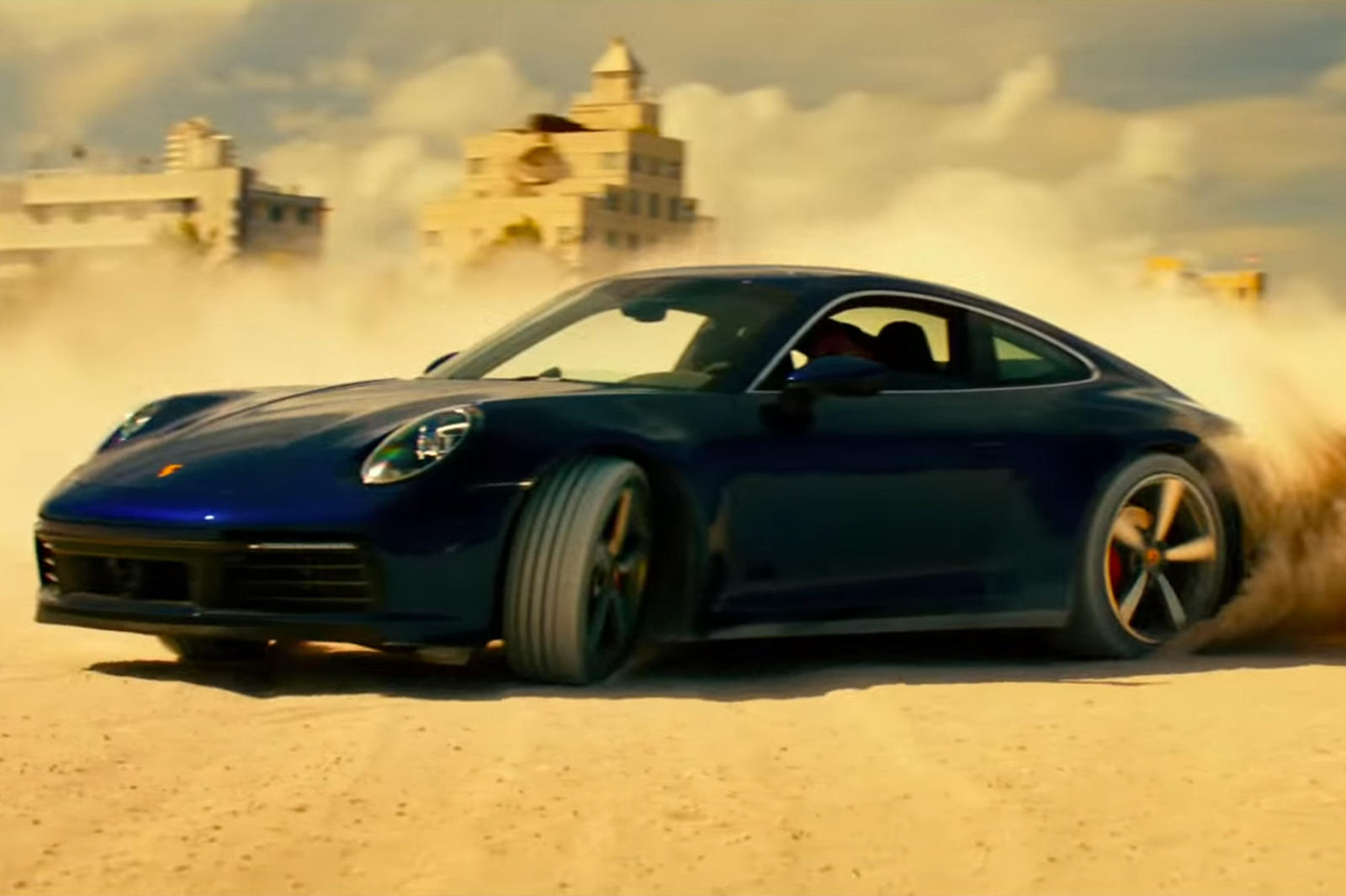 PORSCHE 911 BAD BOYS FOR LIFE FILM TRAILER