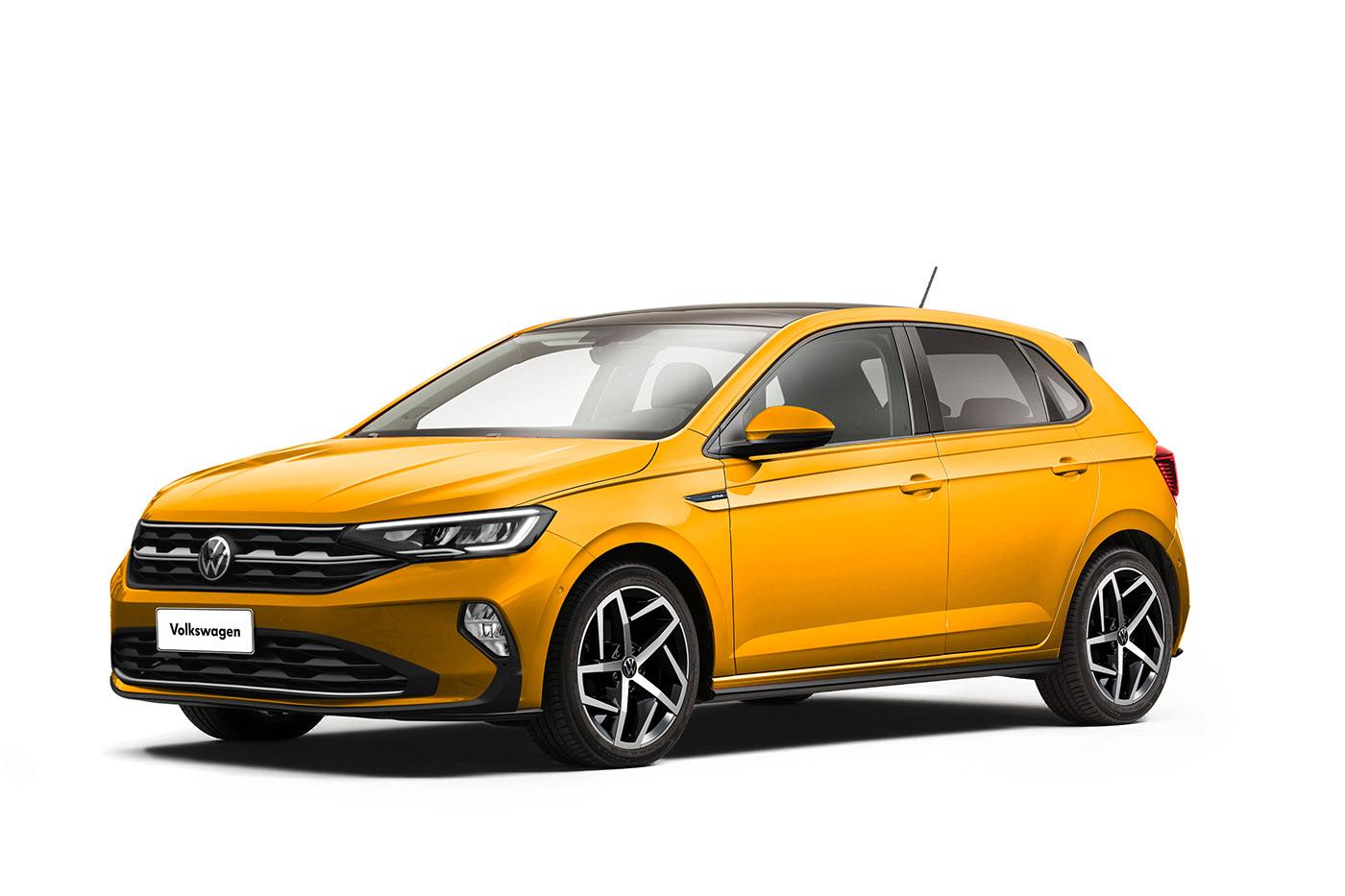Nuova Volkswagen Polo 2021 Il Restyling In Anteprima Autoprove It