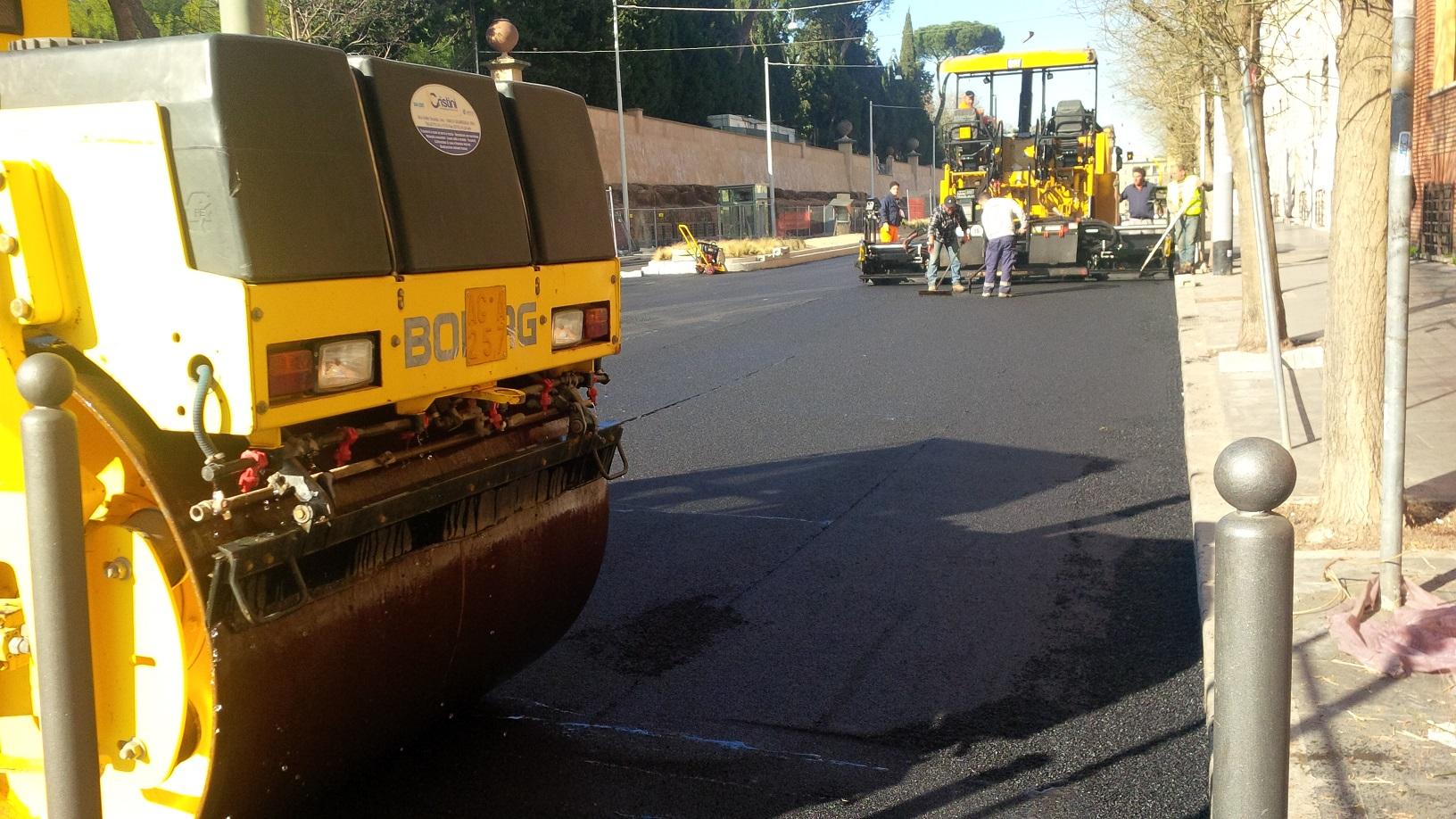 Sbloccare i cantieri stradali per la sicurezza