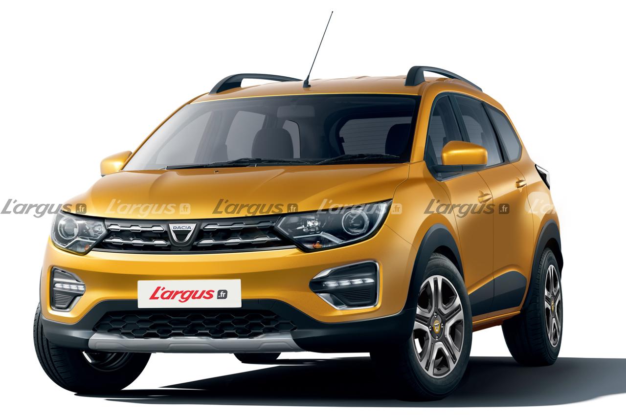 Dacia Lodgy 2021, al suo posto un SUV 7 posti?