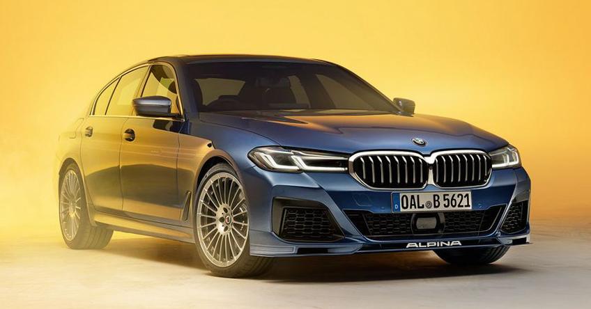 Nuova Alpina B5 2021, la BMW Serie 5 che non ti aspetti