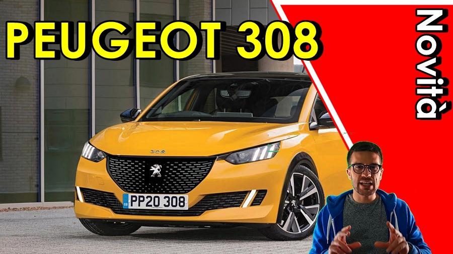 Peugeot 308 è pronta per una nuova generazione. La berlina, auto dell'anno 2014, si aggiorna e cambia design e motori. Le novità in arrivo.
