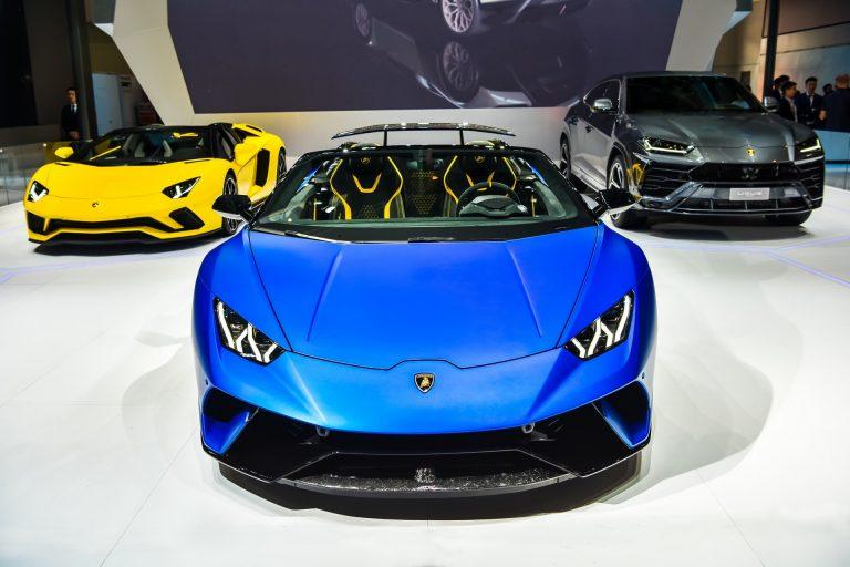 Lamborghini dice addio ai Saloni dell'Auto