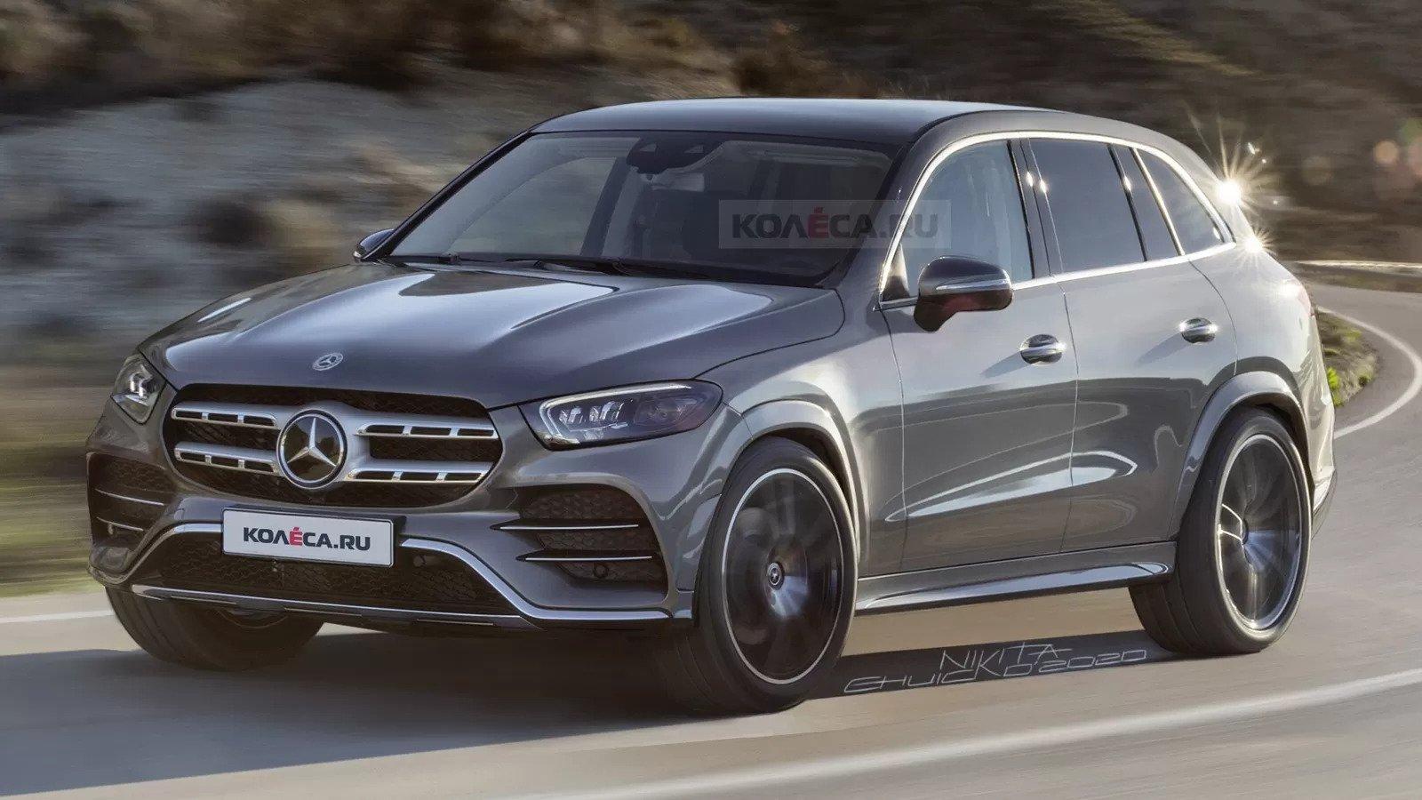 Nuova Mercedes-Benz GLC 2022, il Video in Anteprima Esclusiva