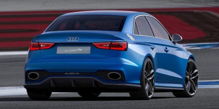 Nuova Audi RS3 2021, info, uscita della Sedan
