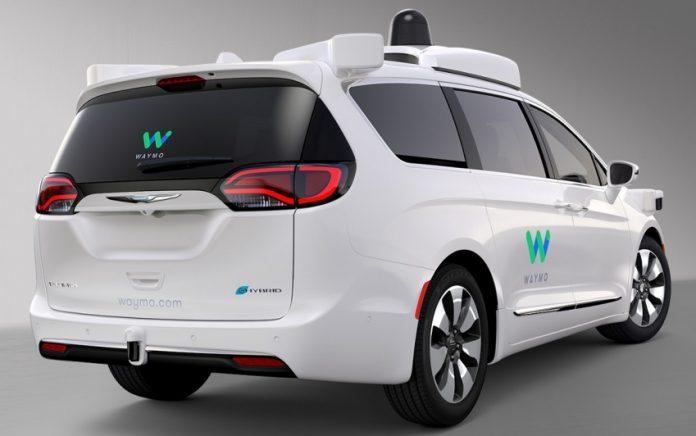 FCA con Google-Waymo per la Guida Autonoma sui veicoli commerciali