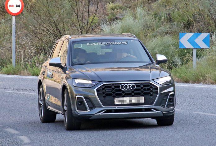 Nuova Audi SQ5 2021, info, dati tecnici e foto in Esclusiva