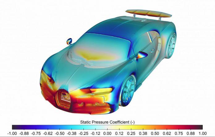 Estate Calda? Ecco come funziona il Climatizzatore della Bugatti Chiron