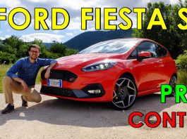 Ford Fiesta ST 1.5 Ecoboost 200CV, PRO e CONTRO [Video]