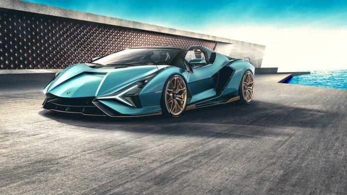 Nuova Lamborghini Sián Roadster 2021, il mostro ibrido sold out