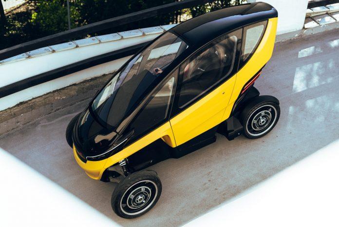 Triggo prosegue lo sviluppo del veicolo elettrico da città