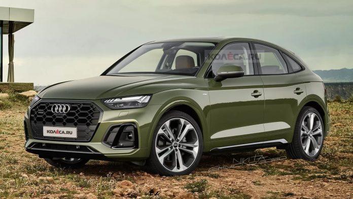 Nuova Audi Q5 Sportback 2021, Rendering, dati tecnici in Anteprima