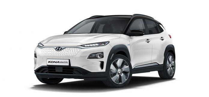 Hyundai Kona: 100.000 unità per la versione Elettrica